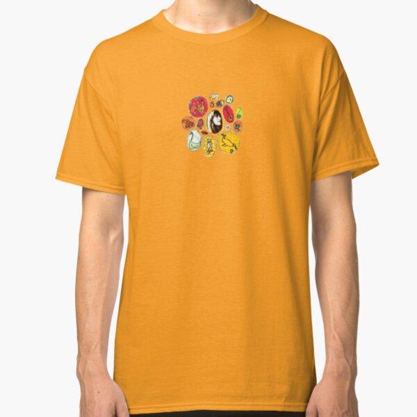 Joanna In Her Milk-Eyed Mender Flower Classic T-Shirt