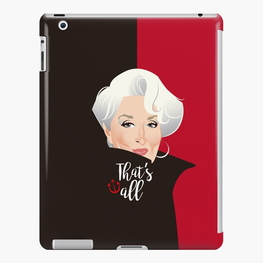 That's all iPad Case & Skin