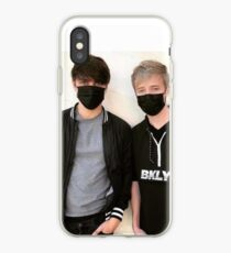 Sam and Colby  iPhone Case