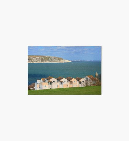 Swanage Bay & Clock Tower Art Board