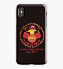 House of Drums (distressed) iPhone Case/Skin