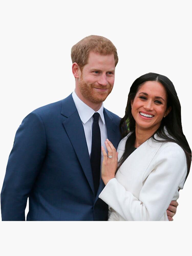 Herzlichen Glückwunsch Meghan und Harry von jessicarachel