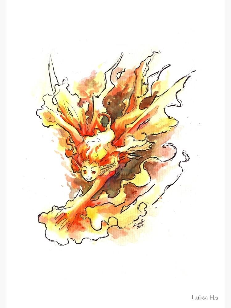 The Fierce Fairy by teapotsandhats