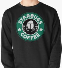 Starbugs Coffee Pullover