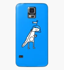 Space Dino Case/Skin for Samsung Galaxy