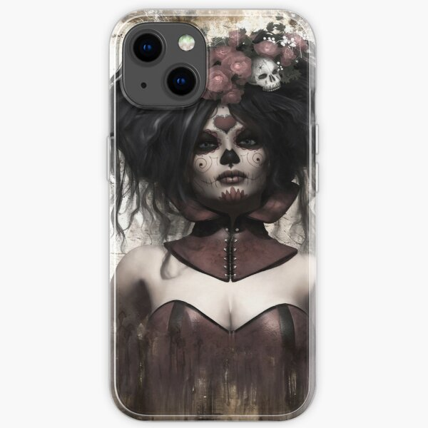 La Catrina iPhone Soft Case