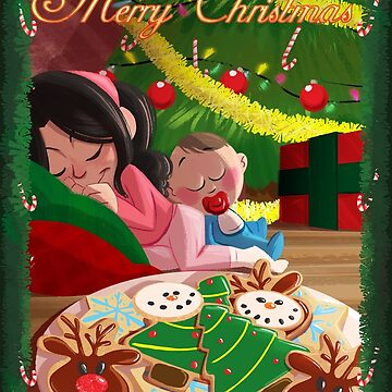 Christmas Cookies by NiallByrne