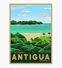 Antigua Photographic Print