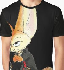 Finnick Grafik T-Shirt