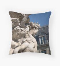 Palais Garnier, the Paris Opera Throw Pillow
