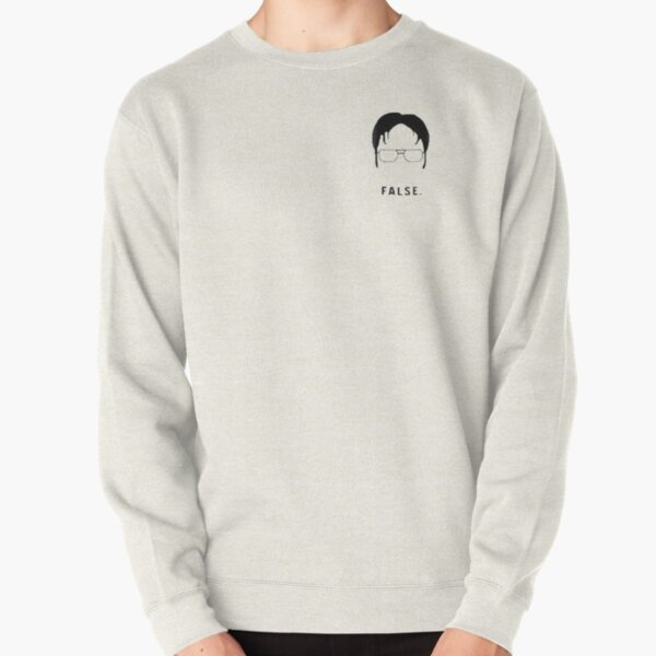 The Office Dwight's Face Pullover Sweatshirt