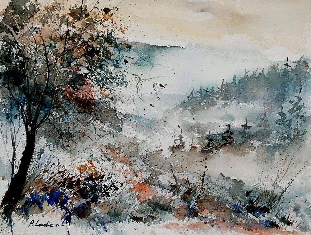 watercolor 091108 by calimero