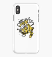 Smokin' Nunchucks iPhone Case/Skin