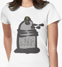 dalek Women's Fitted T-Shirt