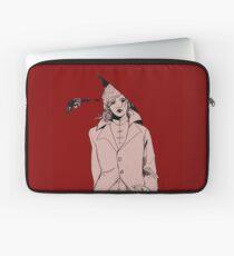 Glamour-Pistole Laptoptasche