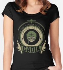 CADIA - LIMITED EDITION Women's Fitted Scoop T-Shirt