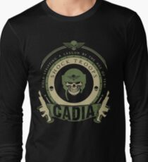 CADIA - LIMITED EDITION Long Sleeve T-Shirt