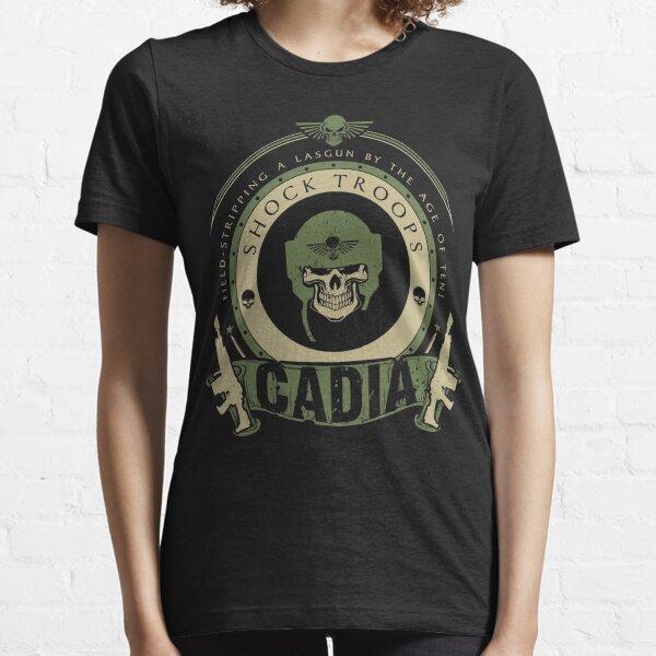 CADIA - EDICIÓN LIMITADA Camiseta esencial