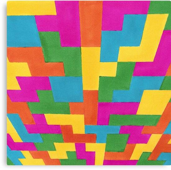 block art by VaseProductions