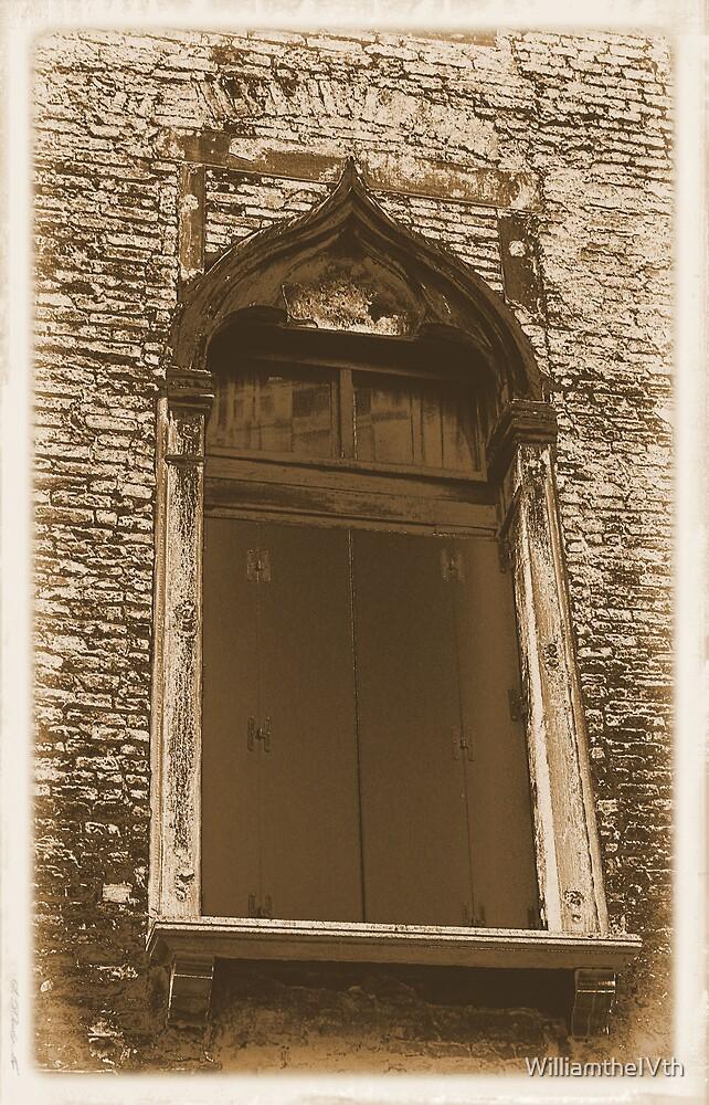 Venetian window by WilliamtheIVth