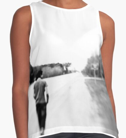 The road ahead Contrast Tank