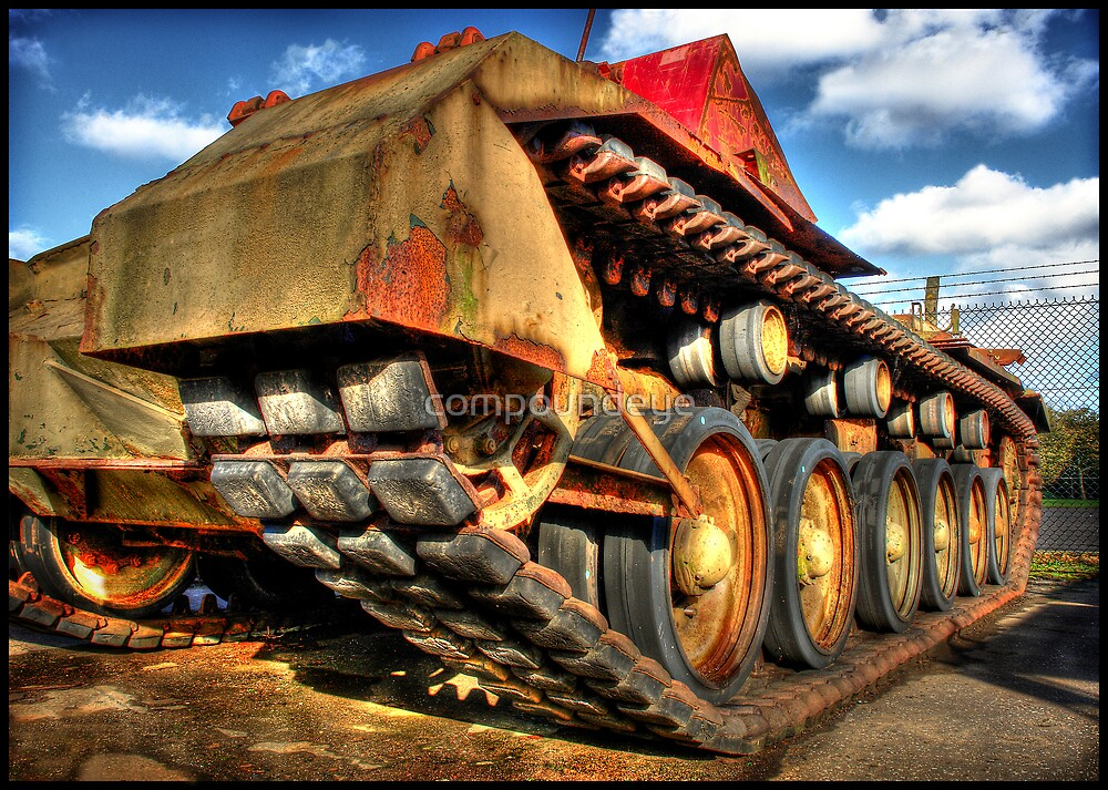 Centurion ARV - up close and personal by compoundeye