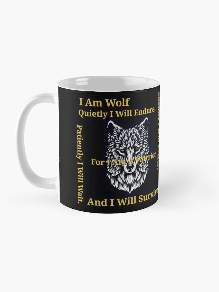 Alternate view of I Will Survive  Mug