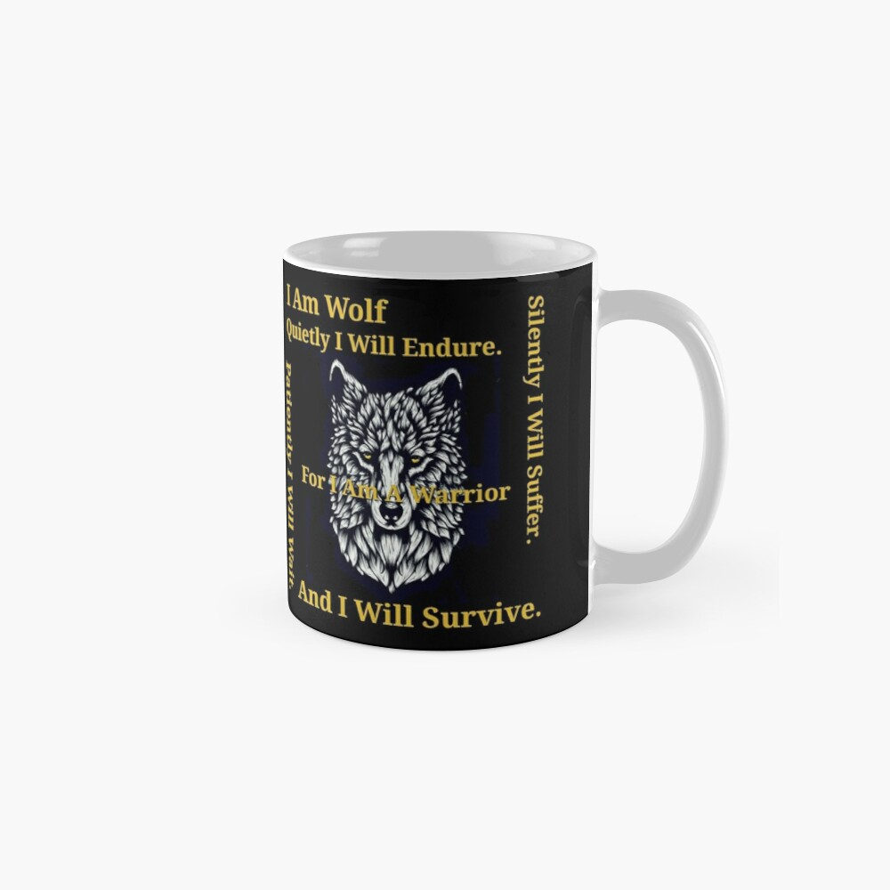 I Will Survive  Classic Mug