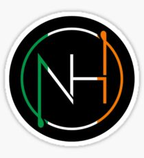 Niall solo logo Irish #1 Sticker