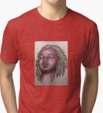 bighead Tri-blend T-Shirt
