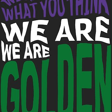 We Are Golden - Genderqueer by daedream
