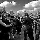 Thames Tango by Kim Jackman