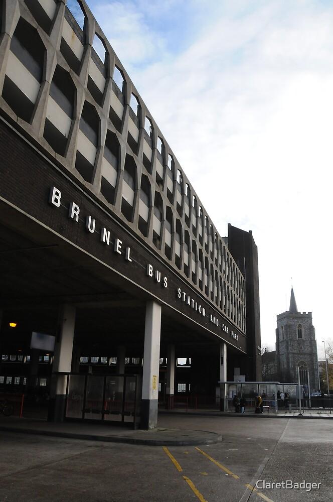 Brunel Bus Station, Slough, Bucks by ClaretBadger