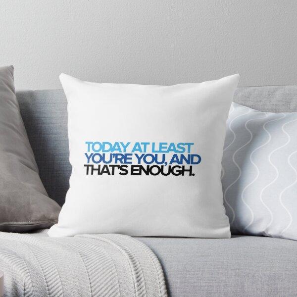 Dear Evan Hansen - You're You Throw Pillow