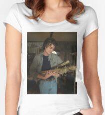 Steve Harrington Women's Fitted Scoop T-Shirt