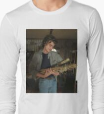 Steve Harrington Long Sleeve T-Shirt