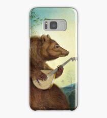 Mandolin Bear Samsung Galaxy Case/Skin