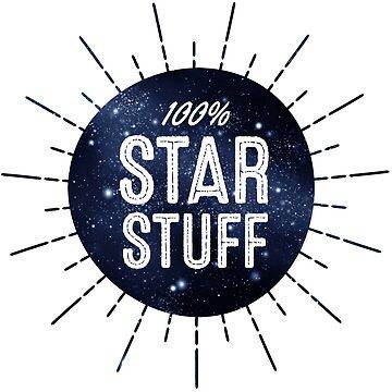 100% Star Stuff by tigerbright