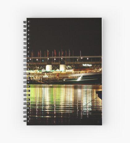 Darling Harbour Spiral Notebook