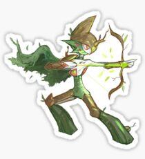 Defender Sticker