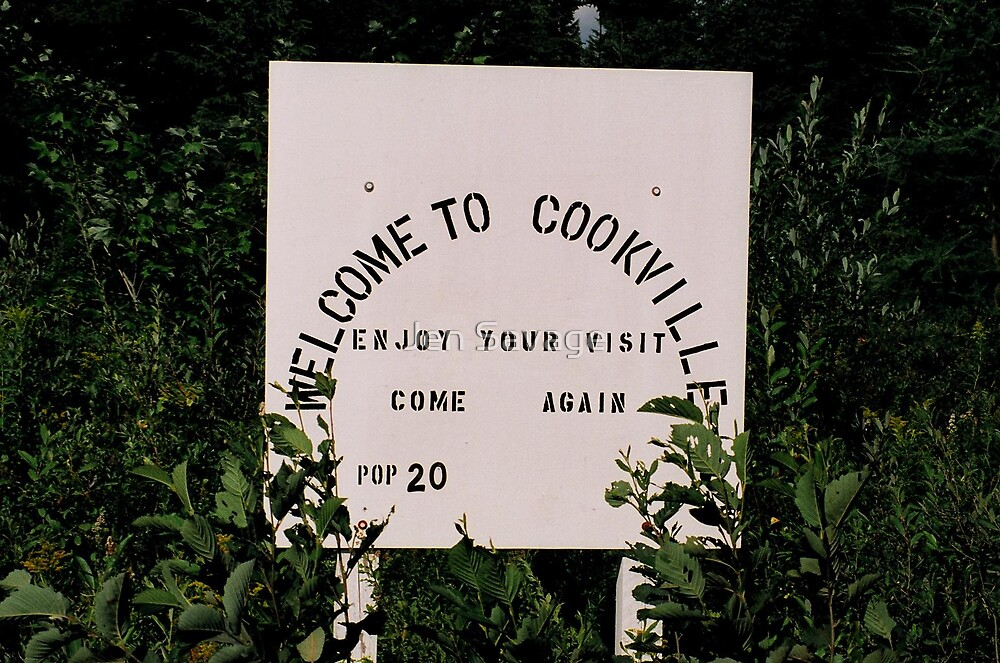 Welcome to Cookville by Jen Savage