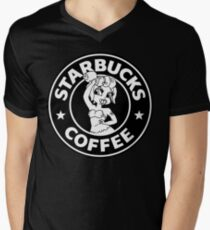 Starbucks Coffee Cuphead Masterpiece T-Shirt