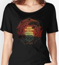 King Gizzard and The Lizard Wizard - Nonagon Infinity Cover Women's Relaxed Fit T-Shirt