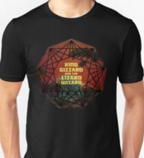 King Gizzard and The Lizard Wizard - Nonagon Infinity Cover Unisex T-Shirt
