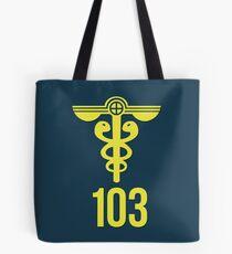 Public Safety Bureau Tote Bag