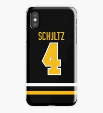 Justin Schultz  iPhone Case/Skin