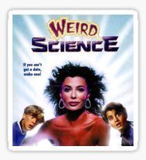 Weird Science Sticker