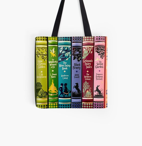 The Magic of Make-Believe All Over Print Tote Bag