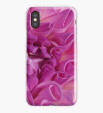 Dahlia flower.   iPhone Case/Skin