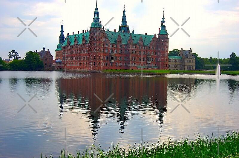 Castle on the water by loiteke